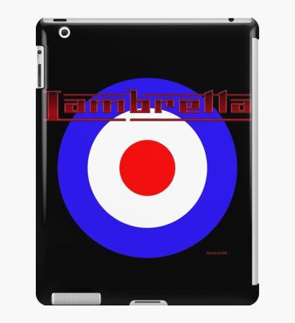 Lambretta iPad Case/Skin