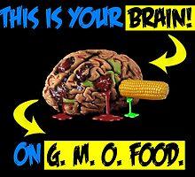 GMO BRAIN by DGSDIRECT