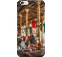 Fish Market iPhone Case/Skin