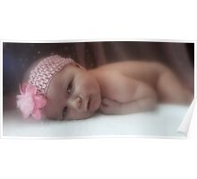 ♥ Baby in Pink ♥ Poster