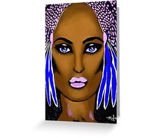 Queen #2 Greeting Card