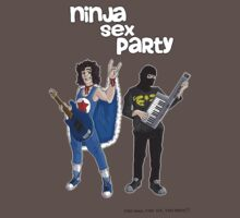 Ninja sex party by Munchbot
