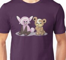Stufful and Teddiursa Unisex T-Shirt