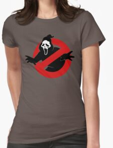 Screambusters Womens Fitted T-Shirt