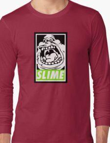 Obey Slimer Long Sleeve T-Shirt