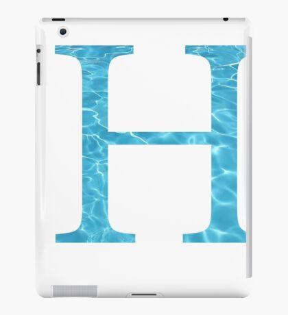 (H)eta- water iPad Case/Skin