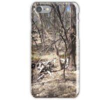 Lifes distant memories. iPhone Case/Skin