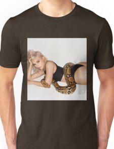 Kylie Jenner snake Unisex T-Shirt