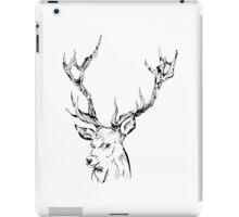 Ornate Deer iPad Case/Skin