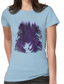 the brave dragon! Womens Fitted T-Shirt