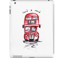 Wheels on the Bus iPad Case/Skin