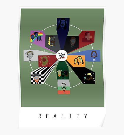 WWE Reality Era Poster
