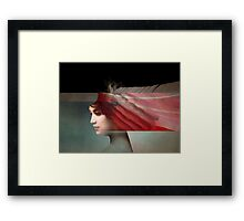 Portrait 10 Framed Print
