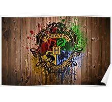hogwarts university Poster