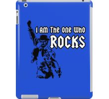 Breaking Bad 'I am the one who knocks' parody iPad Case/Skin