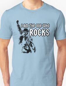 Breaking Bad 'I am the one who knocks' parody T-Shirt