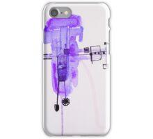 Terrasporus Purple iPhone Case/Skin