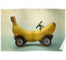 banana buggy Poster