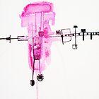 Terrasporus Pink by Jenny Davis