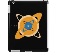 Solar System To Scale - Concentric iPad Case/Skin