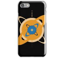 Solar System To Scale - Concentric iPhone Case/Skin
