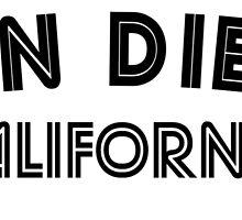 San Diego California by kwg2200