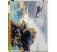 Apache Role Demo HDR - Dunsfold Wings and Wheels 2014  iPad Case/Skin