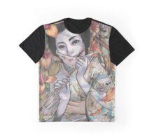 Sayuri Graphic T-Shirt