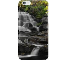 East Gill Lower Falls - Keld iPhone Case/Skin