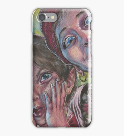 Fey Beauties iPhone Case/Skin