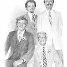 Dear father & 3 sons by Mike Theuer