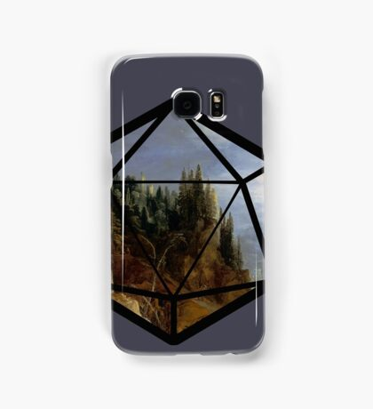 D20 Adventures Samsung Galaxy Case/Skin