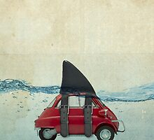 isetta shark by Vin  Zzep