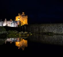 Eilean Donan Castle by David Holder