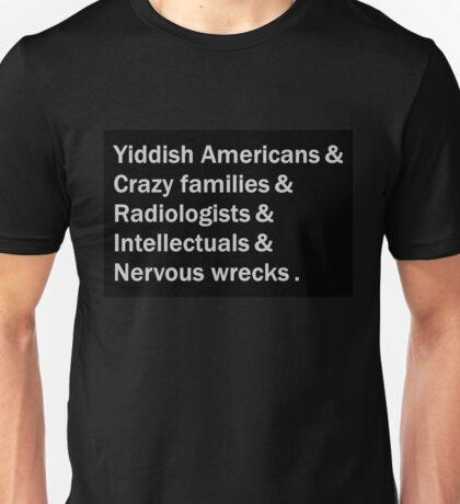 Nervous Wrecks Unisex T-Shirt