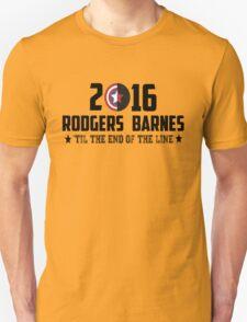2016 Barnes Rodgers T-Shirt