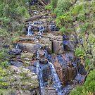 Kinglake falls by bluetaipan