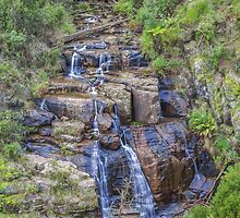 Kinglake falls by bluetaipan