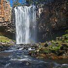 Trentham falls by bluetaipan