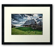 Mecavnik Framed Print
