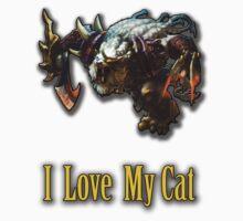 Rengar - I love my cat T-Shirt