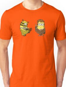 Minion Khan and The Doctor Unisex T-Shirt