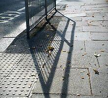 Street Shadows by Vanessa  Warren