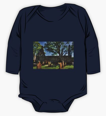 Auld Kirk at Alloway One Piece - Long Sleeve