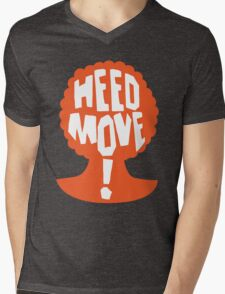 Heed Move! - So I Married an Axe Murderer Mens V-Neck T-Shirt