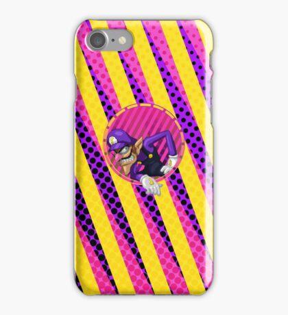 Waluigi #1 iPhone Case/Skin