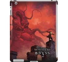 Whispers From the Abyss 2 iPad Case/Skin