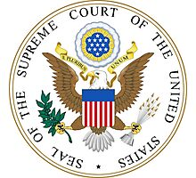 United States Supreme Court Photographic Print