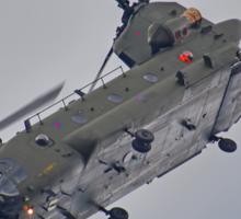 RAF Odiam Display Chinook - Dunsfold 2013 Sticker