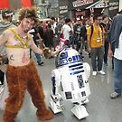 I love Comic Con! by BOBBYBABE